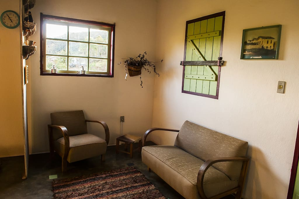 Sala de estar Foto Inês Correa