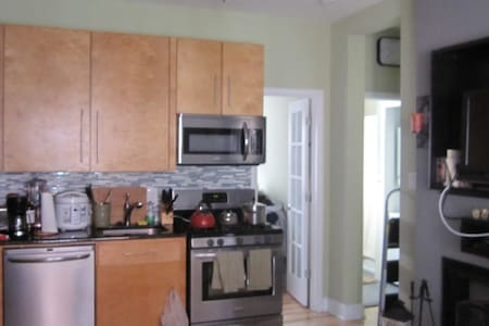 Beautiful Sunny 1BR in Rittenhouse - Philadelphia - Apartment