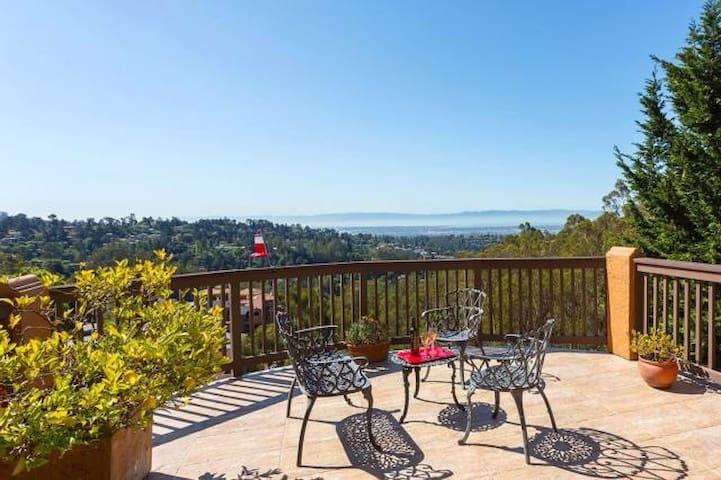 Stunning San Francisco Bay View Home 3700 sq ft.