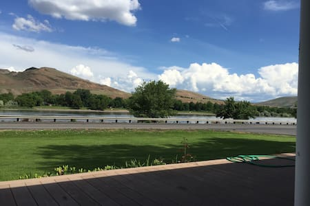 Snake River View & River Access - Clarkston - Huis