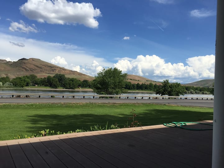 Snake River View & River Access