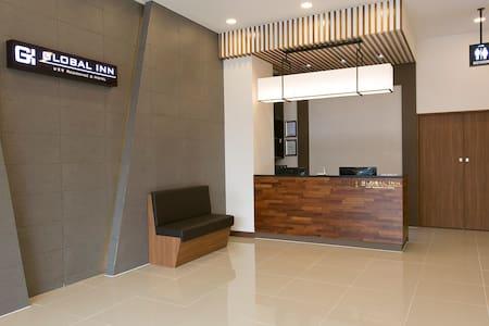 부산 투어와 쇼핑에 중심 남포동 위치 호텔서비스 이용가능한 곳 - Jung-gu - Lägenhet
