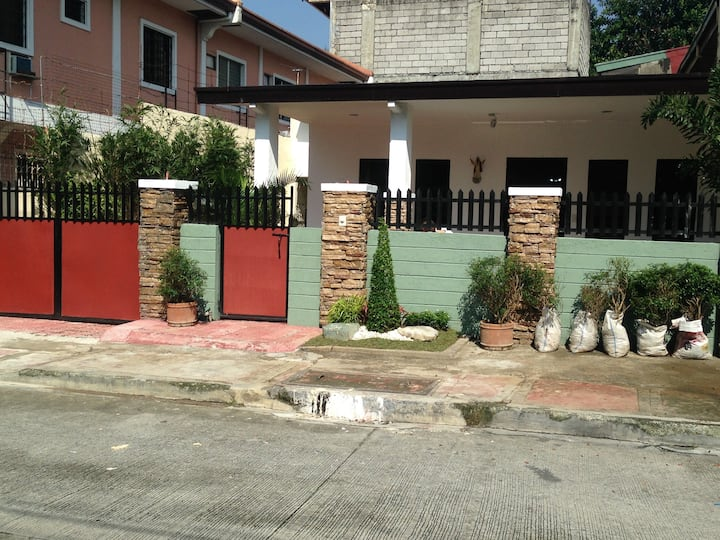 Newly renovated family home in Quezon City