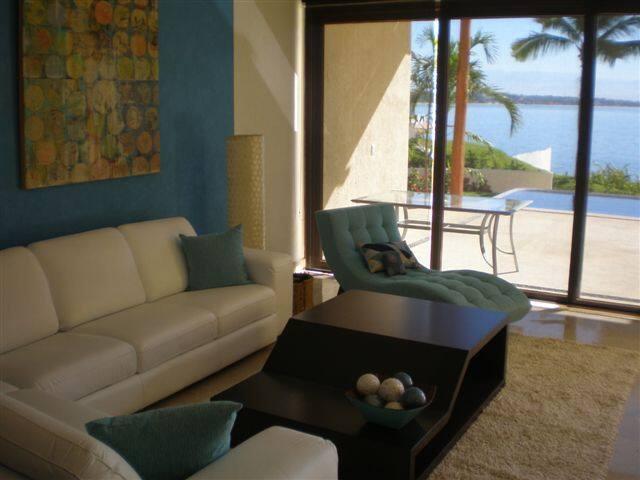 Villa Mar 1 - Beach Front 3 BR - Bucerías - Villa