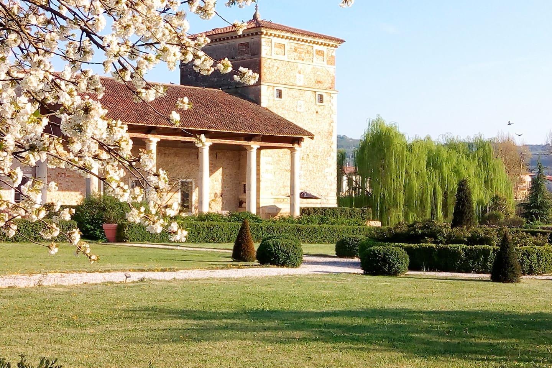 b&b villa  trissino rossi (architetto  Andrea Palladio 1553-1575) sito UNESCO