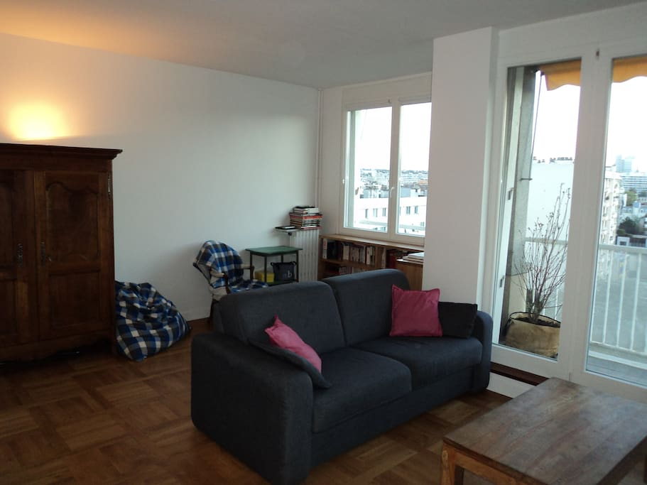 Appartement morizet 78m boulogne appartamenti in - Salon de massage boulogne billancourt ...