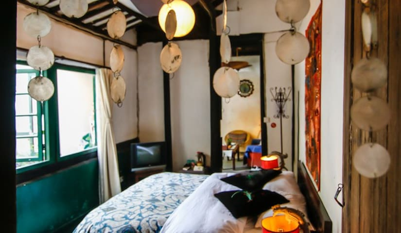 Zhujiajiao Uma Hostel-Garden Room