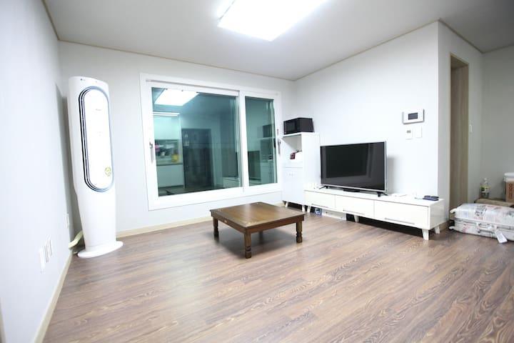 제주 애월 곽지해수욕장 인근 조용한 바다전망 독채 별하BNB - Jeju-si - House