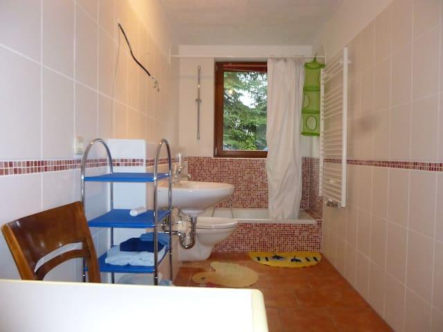 helle gemütliche Wohnung in der Natur - Oelsnitz/Vogtland - (ไม่ทราบ)