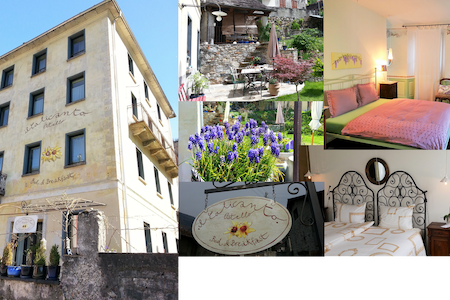 B&B Ticino-Malvaglia-Val di Blenio - Malvaglia - Bed & Breakfast