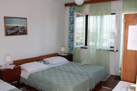 Room with sea view - Mali Lošinj