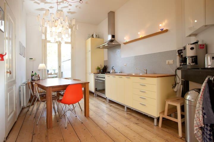 Comfortable design apartment for 2 - Arnhem - Apartment