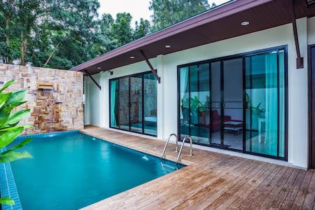 2 Bedrooms Luxury Pool Villa - Phuket