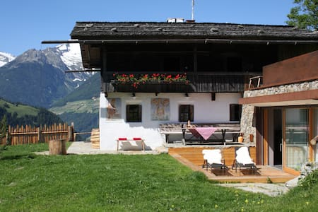 Mountain & Ski Chalet Obertreyen - Sand in Taufers - House