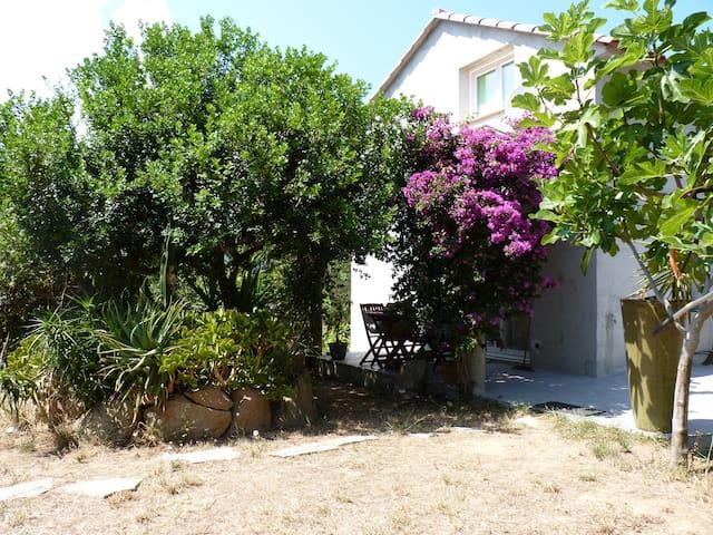 Petite villa moderne et calme - Zonza - Casa
