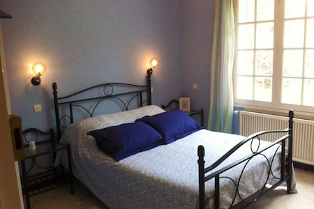 cozy room in great sea view villa 2-3 per + baby - Saint-Raphaël - Villa