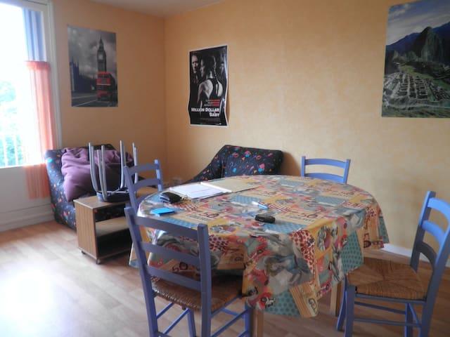 Chambre dans maison campagne - Le Fœil - Casa
