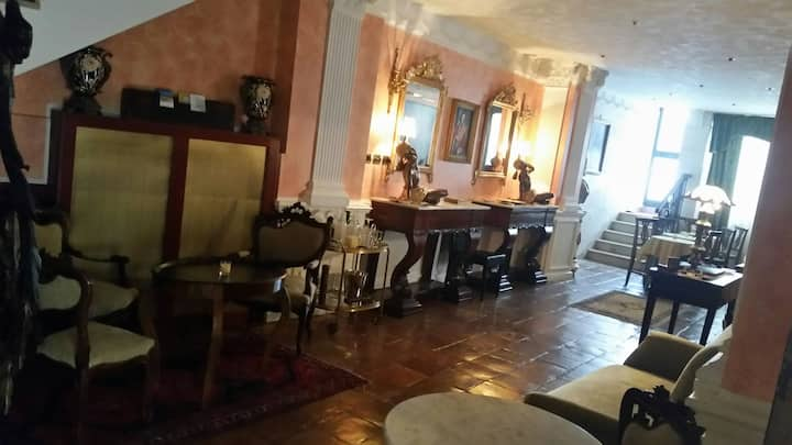 Bed and breakfast.  Reggia San Paolo