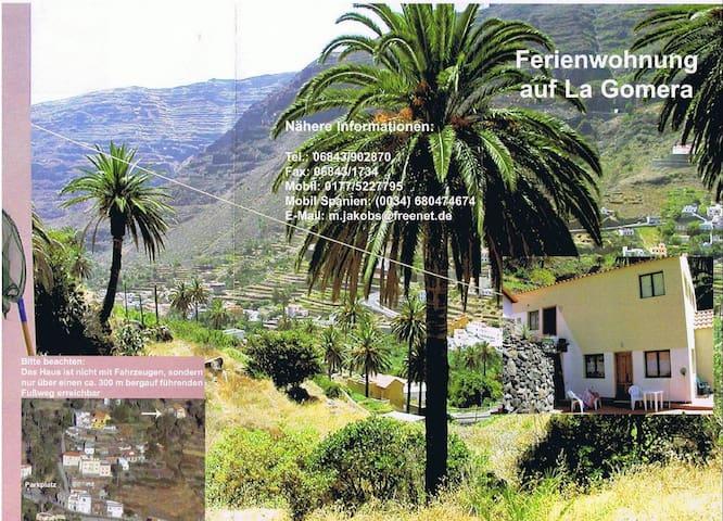 Casa Michael (Casa Solar) - Valle Gran Rey - Apartment
