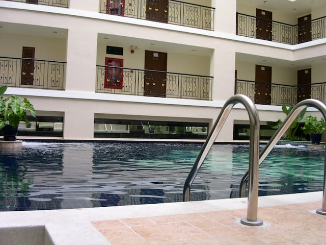 Condominium Silom City Resort - Bangkok - Appartamento