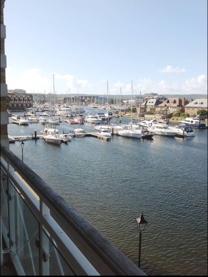 Sovereign Harbour apartment