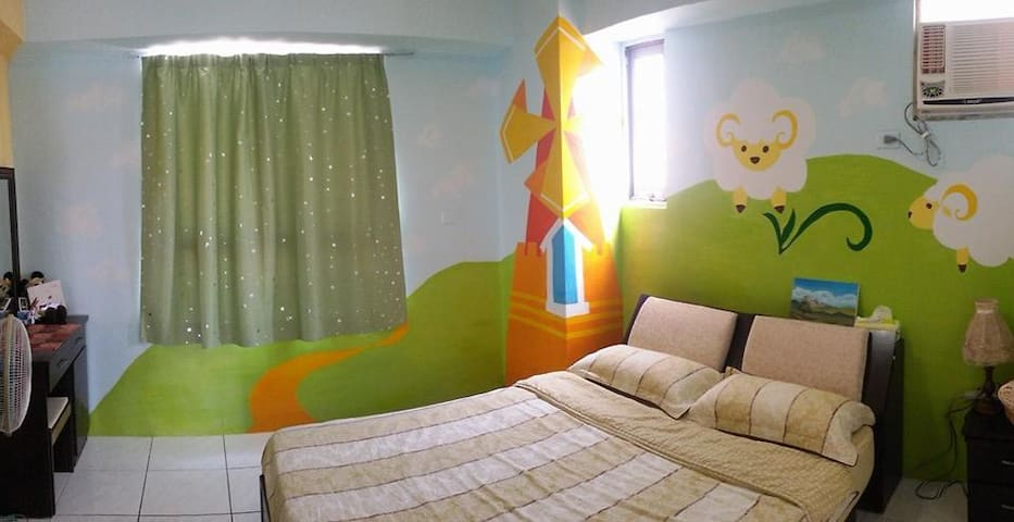 獨享整層埔里渡假公寓6人 - Puli Township - Appartement