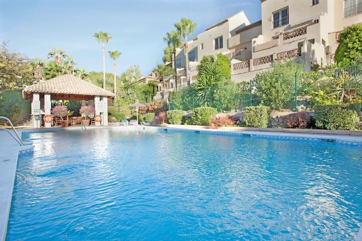 Cozy apartment Aloha, Marbella