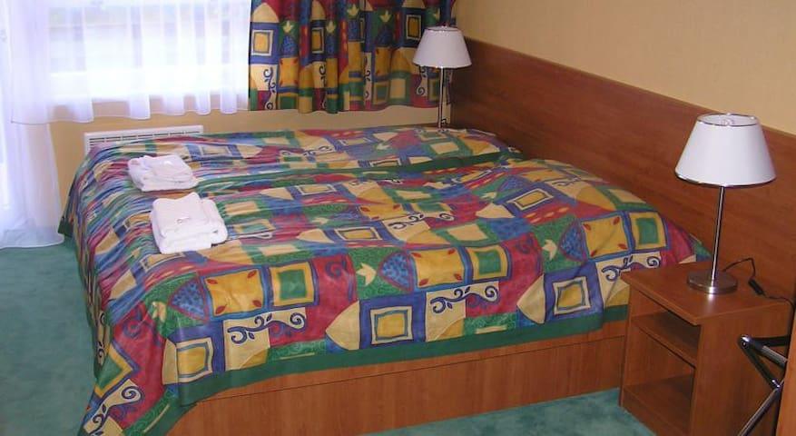 Cosy en-suite room in Slapy-Ždáň - Slapy Ždáň - Casa