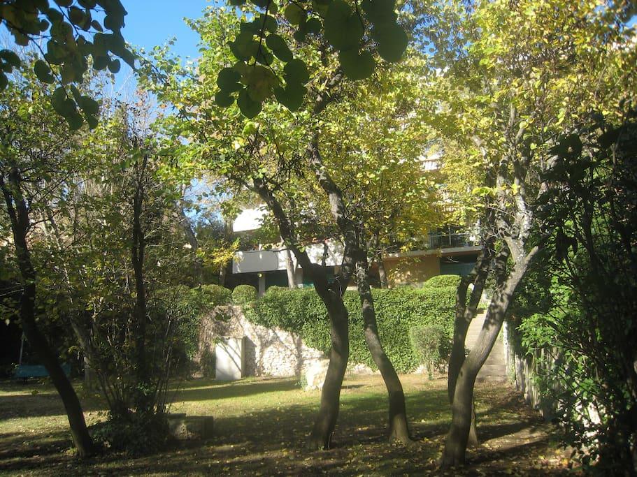 Parc aur lia appartements louer aix en provence - Residence les jardins d arcadie aix en provence ...