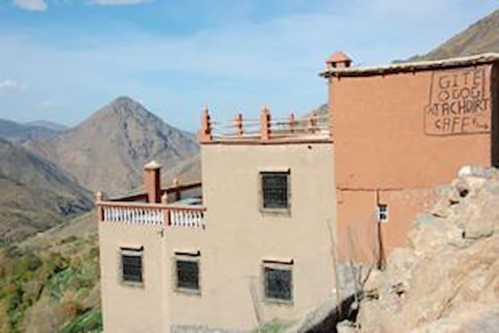 Auberge giteogoge tachdirte - Marrakech - Maison