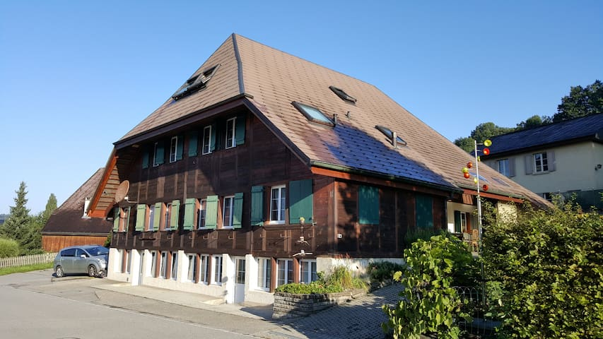 Rustic studio in idylic village - Rohrbach - อพาร์ทเมนท์
