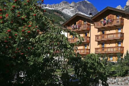 Casa Anto - Appartamento A - Vigo di Fassa