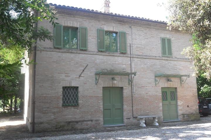 Villa Tre Sorelle, Treia, Le Marche