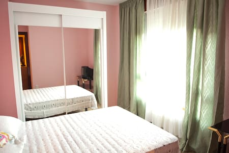 Nice & big rooms near centric park - Saragossa