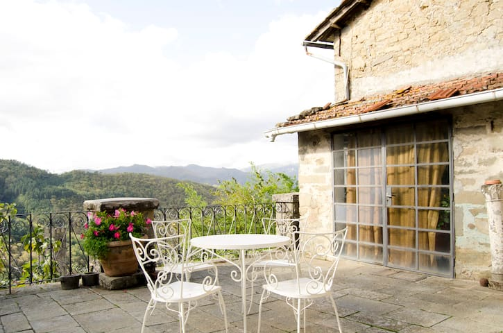 The olives Terrace,