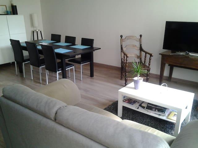Appartement Canut Lyon Croix Rousse - Lyon - Lejlighed