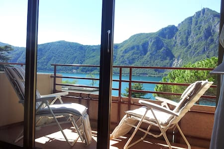 Lugano Lake elegant, safe location - Flat