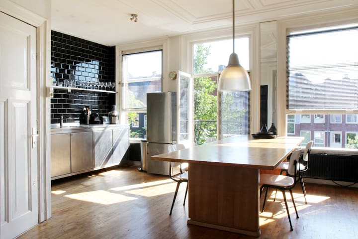 Sublime canal apartment in Jordaan - Amsterdam - Apartment