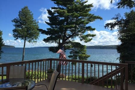 Serene Lake Superior Frontage - Munising