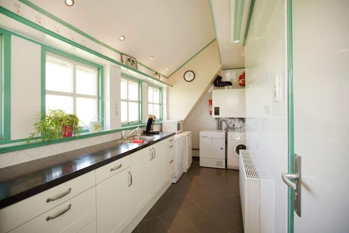 Appartement Landleven, Ruimte& Rust - 't Zand - Apartment