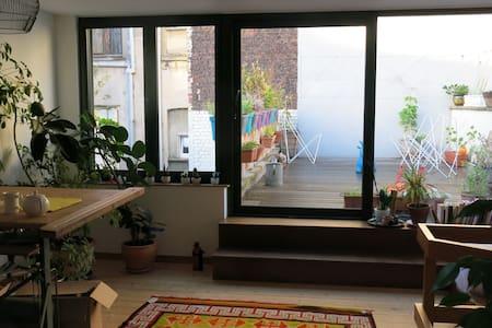 Belle chambre au coeur de Bruxelles - Bruxelles - Apartment