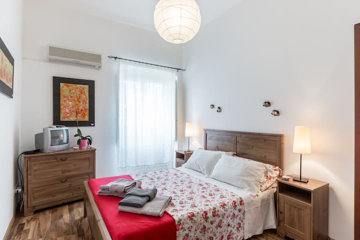 Double room - Licodia Eubea - Bed & Breakfast