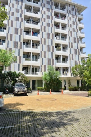 Peaceful Apartment near River - Pak Kret - Apartamento