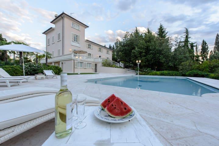 Villa Botinaccio Montespertoli - Empoli, Firenze - Huis