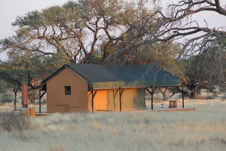 Tsumis Tented Camp. - Tenda