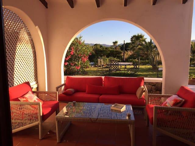 Duplex avec jardin à Bahia Smir - Fnideq - House