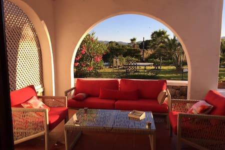 Duplex avec jardin à Bahia Smir - Fnideq - Haus