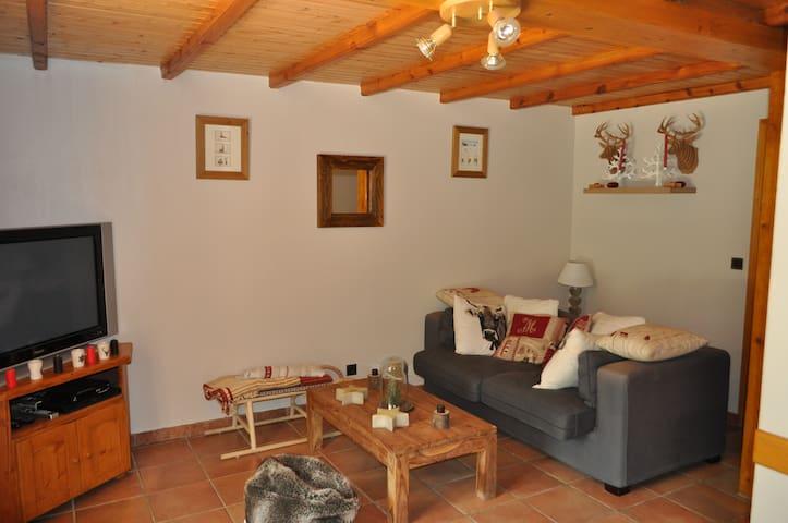 Appartement au pied des pistes ski - Saint-Pierre-dels-Forçats - Wohnung