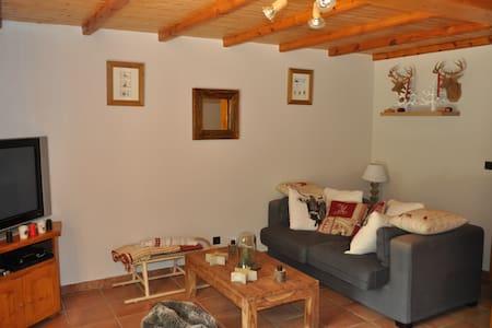 Appartement au pied des pistes ski - Saint-Pierre-dels-Forçats