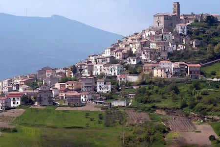 Casa rustica in bel borgo medievale - Carunchio